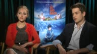 INTERVIEW AnnaSophia Robb and Liam James on the nostalgic feel to the film at 'The Way Way Back' Los Angeles Press Junket INTERVIEW AnnaSophia Robb...