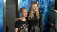 AnnaSophia Robb and Zoe Levin at 'The Way Way Back ' New York Premiere on June 26 2013 in AMC Loews Lincoln Square New York New York