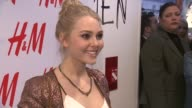 AnnaSophia Robb at HM Celebrates 'Denim Days' With Seventeen Magazine And Actress AnnaSophia Robb at HM Fifth Avenue on March 02 2013 in New York New...