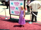 Annasophia Robb at the 'Charlie and the Chocolate Factory' Premiere at Grauman's Chinese Theatre in Hollywood California on July 10 2005