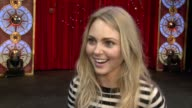 INTERVIEW AnnaSophia Robb jokes that there is no clown shortage at Ringling Brothers On what she thought about the show On being impressed by the...