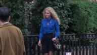 AnnaSophia Robb on location for 'The Carrie Diaries' AnnaSophia Robb on location for 'The Carrie Diarie on October 17 2012 in New York New York