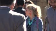 AnnaSophia Robb on location for The Carrie Diaries by Washington Square Park in New York NY on 9/23/13