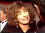 Anne Archer at the 1988 Golden Globe Awards at the Beverly Hilton in Beverly Hills California on January 23 1988