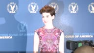 Anne Hathaway at 65th Annual Directors Guild Of America Awards Press Room 2/2/2013 in Hollywood CA