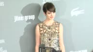 Anne Hathaway at The 15th Annual Costume Designers Guild Awards on 2/19/13 in Los Angeles CA