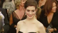 Anne Hathaway at the 2007 Academy Awards Arrivals at the Kodak Theatre in Hollywood California on February 25 2007