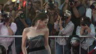 Anne Hathaway at the 'Get Smart' Premiere at Westwood CA