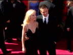 Anne Heche and guest at the 2006 Primetime Emmy Awards arrivals at the Shrine Auditorium in Los Angeles California on September 19 2004