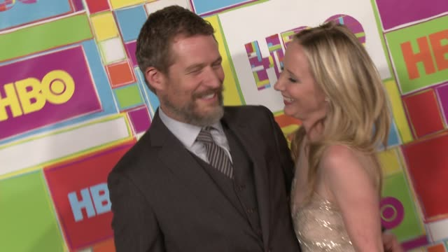 Anne Heche and James Tupper at HBO's Official 2014 Emmy After Party at The Plaza at the Pacific Design Center on August 25 2014 in Los Angeles...