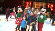 Anne Heche at Disney On Ice Presents Let's Celebrate Presented By Stonyfield YoKids Organic Yogurt in Los Angeles CA