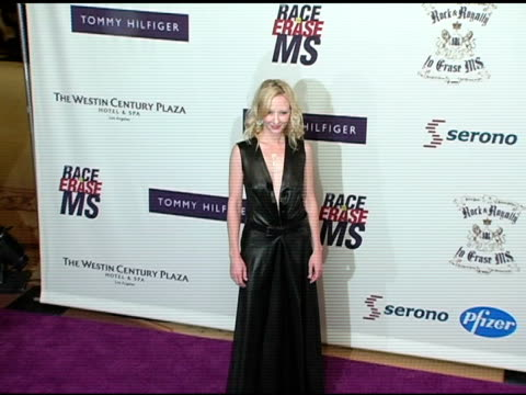 Anne Heche at the 12th Annual Race to Erase MS Themed Rock and Royalty To Erase MS on April 22 2005