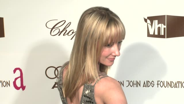 Anne Heche at the 14th Annual Elton John AIDS Foundation Oscar Party Cohosted by Audi Chopard and VH1 at the Pacific Design Center in West Hollywood...
