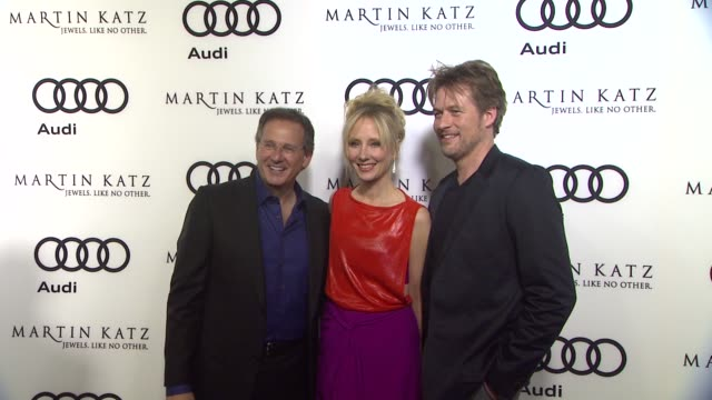 Anne Heche at the Audi And Martin Katz Celebrate The 2012 Golden Globe Awards in West Hollywood CA