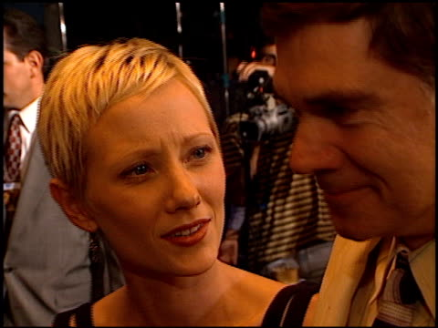 Anne Heche at the 'Return to Paradise' Premiere at Mann Theatre in Westwood California on August 10 1998