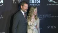 Anne Heche James Tupper at BAFTA LA TV Tea 2014 Presented By BBC America and Jaguar in Los Angeles CA