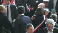 Anne Hidalgo was sworn in as mayor of Paris on Saturday