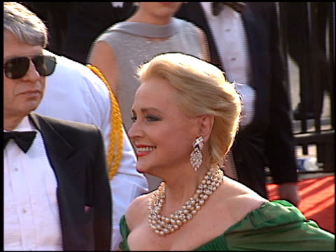 Anne Jeffreys at the 1997 Academy Awards Arrivals at the Shrine Auditorium in Los Angeles California on March 24 1997