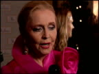 Anne Jeffreys at the Thalians Ball 50th Anniversary at the Century Plaza Hotel in Century City California on October 8 2005