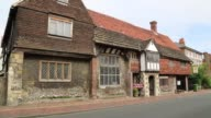 Anne of Cleves House is a 15th century timberframed Wealden hall house on Southover High Street Lewes East Sussex The building formed part of the...