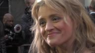 AnneMarie Duff at the Olivier Awards at London England