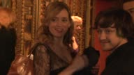 AnneMarie Duff at the The Last Station Premiere at London England