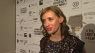 AnneMarie Duff on being up for a award on Sam TaylorWood's nomination for directing at the British Independent Film Awards at London England