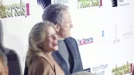 Annette Bening and Warren Beatty at the 'A Fine Romance' Event Celebrating the Love Affair Between Hollywood and Broadway at Sunset Gower Studios in...