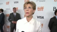INTERVIEW Annette Bening on why this has been a character she's wanted to play for 20 years and talks about filming with the cast at the 'Film Stars...