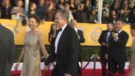 Annette Bening Warren Beatty at the 17th Annual Screen Actors Guild Awards Arrivals Part 3 at Los Angeles CA