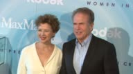 Annette Bening Warren Beatty at the 2011 Women In Film Crystal Lucy Awards Sponsored By Pandora And Max Mara at Beverly Hills CA