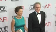 Annette Bening Warren Beatty at the 38th AFI Life Achievement Award Honoring Mike Nichols at Culver City CA