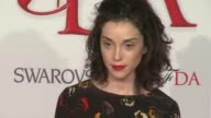 Annie Clark at 2012 CFDA Fashion Awards Arrivals on in New York