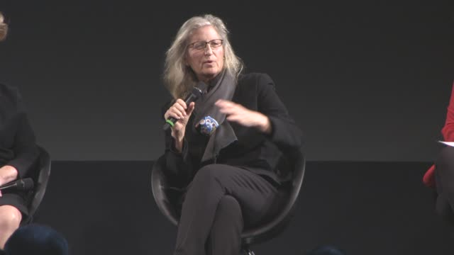 INTERVIEW Annie Leibovitz on how different this calendar is from other Pirelli Calendars on the Amy Schumer photo shoot Agnes Gund on what the...