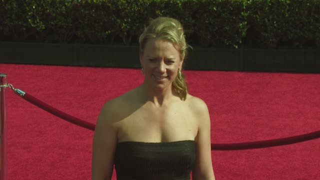 Annika Sorenstam at the 2008 ESPY Awards at Los Angeles CA