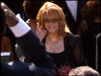 AnnMargret at the 1999 Emmy Awards at the Shrine Auditorium in Los Angeles California on September 12 1999