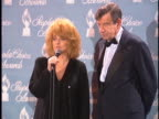 AnnMargret at the Peoples Choice Awards 96 at Universal Studios