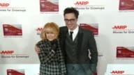 AnnMargret Zach Braff at AARP's 16th Annual Movies for Grownups Awards in Los Angeles CA