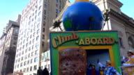 Annual Macy's Thanksgiving Day Parade via Manhattan New York City USA / A World at Sea Climb Aboard Soaring at Sea