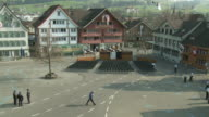 Annual public election in Appenzell