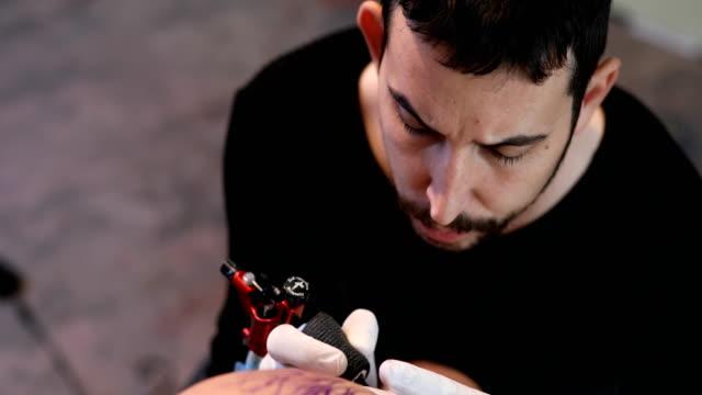 Ein weiteres Tattoo 4k