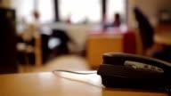 Beantwortung Telefon in alternative Büros.