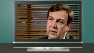 Ant and Dec wrongly presented with TV award GRAPHICISED SEQ John Whittingdale MP interview SOT