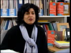 Antarctic ice sheet melting ITN London Farhana Yamin interviewed SOT Every time there's delay it means that US emissions go unchecked which provides...