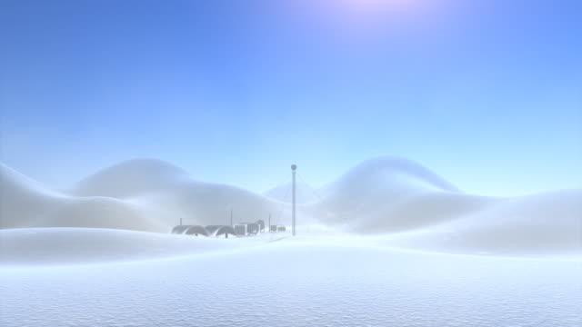 Antarctica Outpost