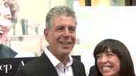 Anthony Bourdain at the 'Julie Julia' Premiere at New York NY