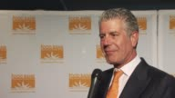 Anthony Bourdain happy to support the cause and hang out with colleagues kinda considers attendance an order form Batali Thinks Emeril paved the way...
