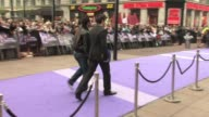 Anthony Costa from Blue at the Jonas Brothers The 3D Concert Experience UK Premiere at London England