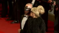 Anthony Davis and Melodie Gardot attend the Premiere of 'Chongqing Blues' at the Palais des Festivals during the 63rd Annual International Cannes...