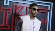 Anthony Davis at GQ NIKE Celebrate NBA AllStar Weekend at Ogden Museum Of Southern Art on February 18 2017 in New Orleans Louisiana